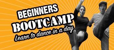 beginners swing dancing bootcamp